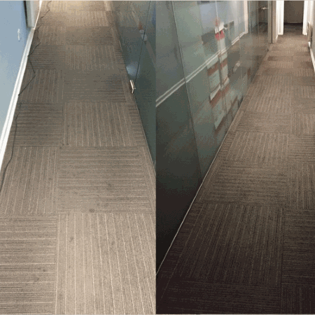 dirty office carpets