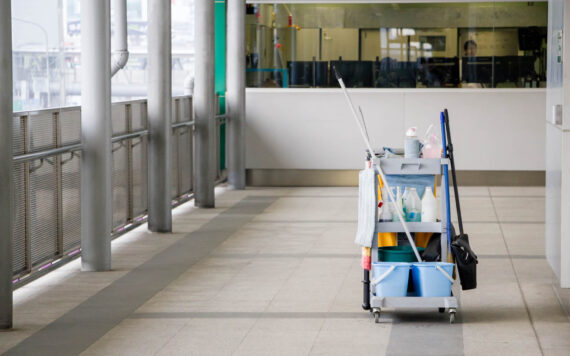 Hospitality and leisure cleaning services in Glasgow & Edinburgh