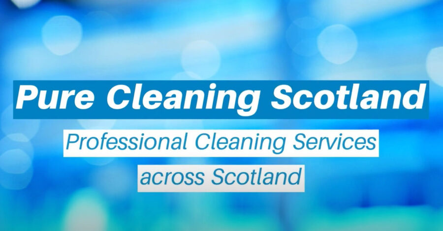 Commercial Cleaning Services across Scotland